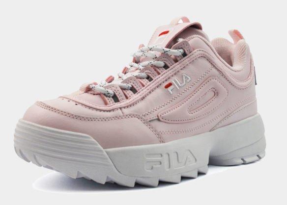 Розовые Fila Disruptor 2